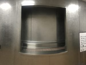 SEU Stainless Steel Installation