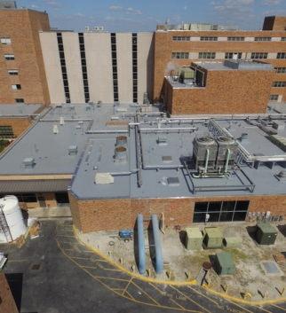 Lakeland Regional Medical Roof Replace | Lakeland Commercial