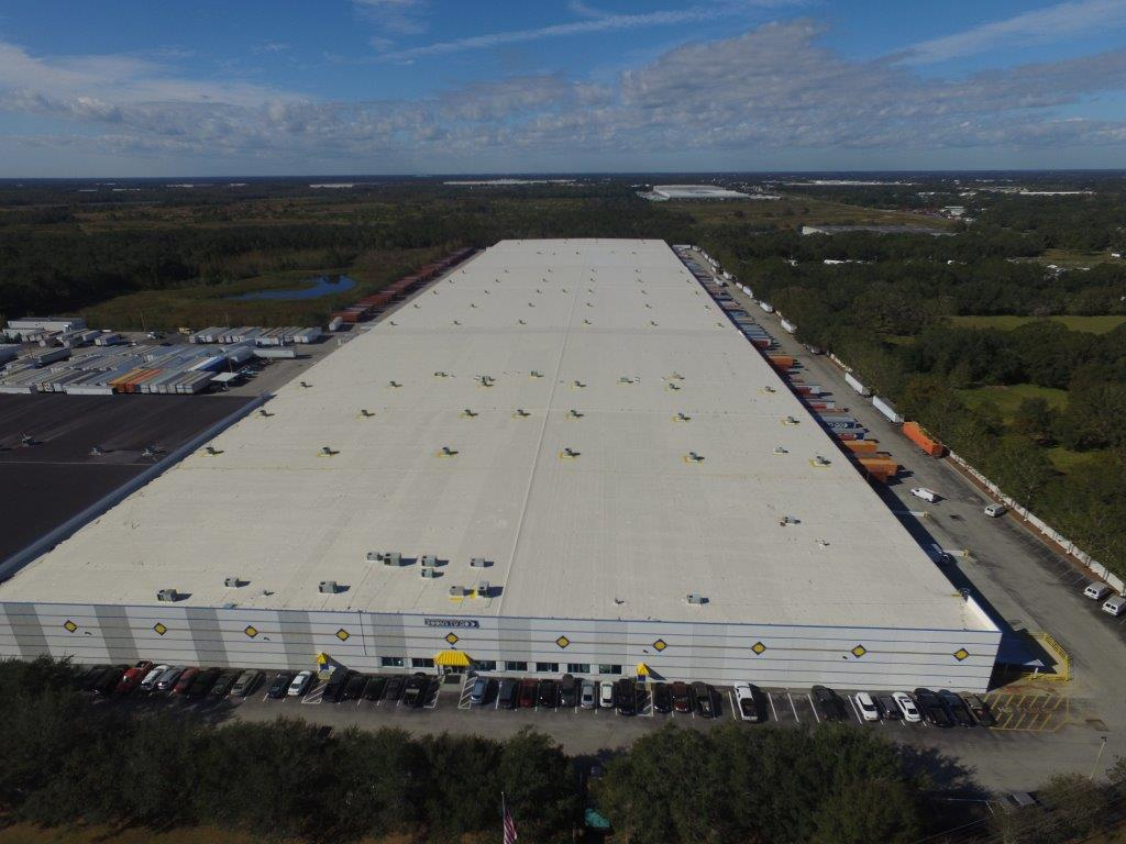Rooms To Go Warehouse Roofing Lakeland Commercial