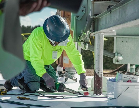 Commercial Roofing Lakeland Commercial Roofing