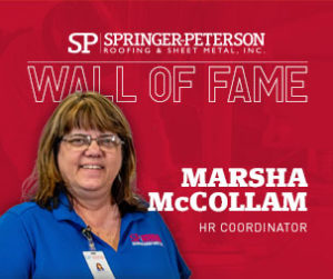 Martha McCollam Wall of Fame