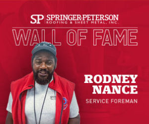 Wall of Famer - Rodney Nance